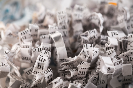 Shredded Paper XL