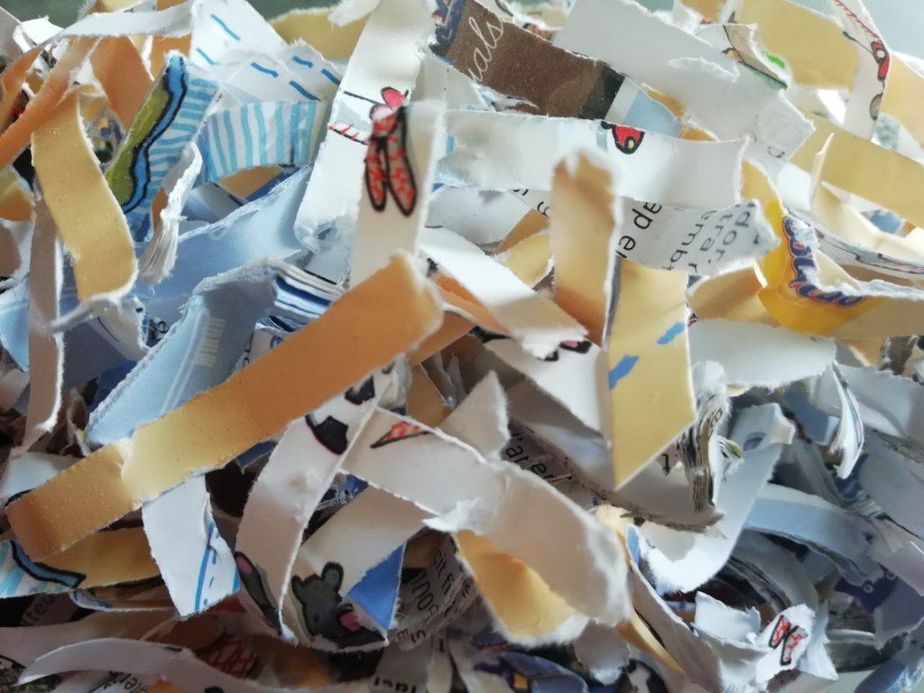 destruccion de archivos